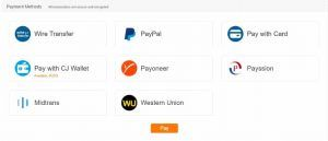What are the CJ Dropshipping payment methods? Checkout the full review of this dropshipping company here.