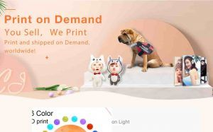 How is the CJ Dropshipping print on demand (POD) service? Checkout the full review here.